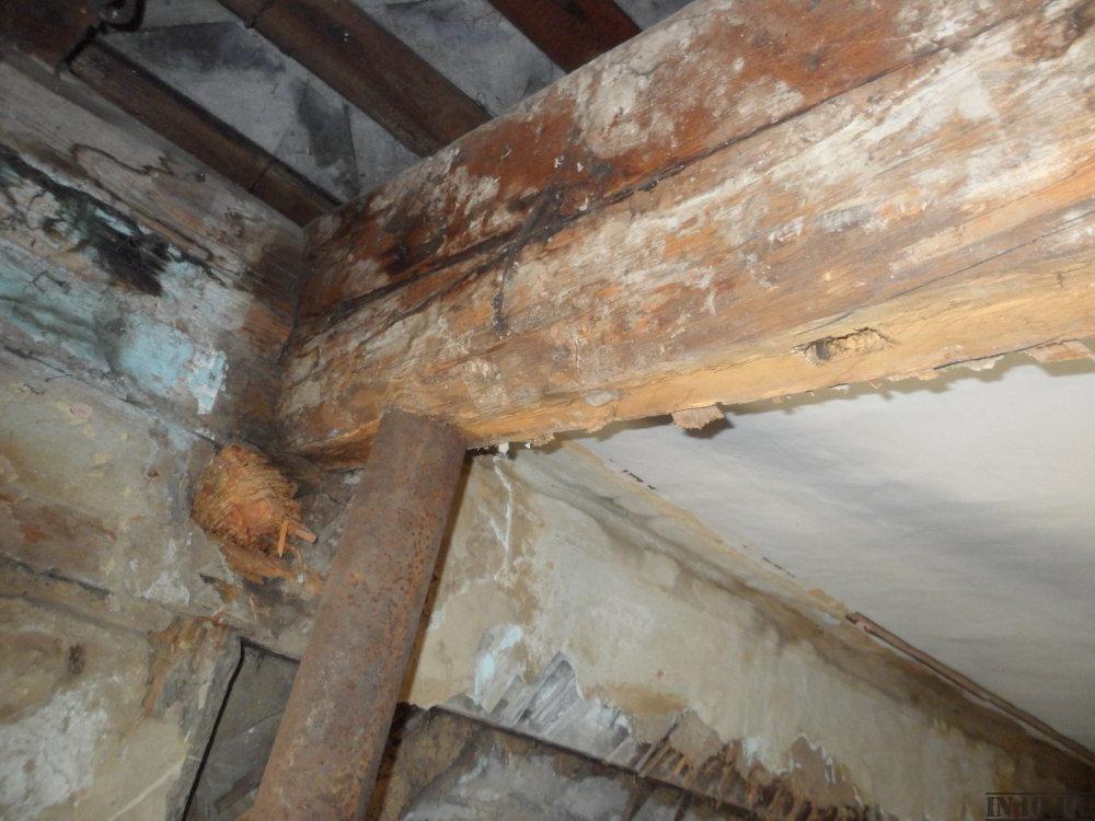 Замена потолка в частном доме