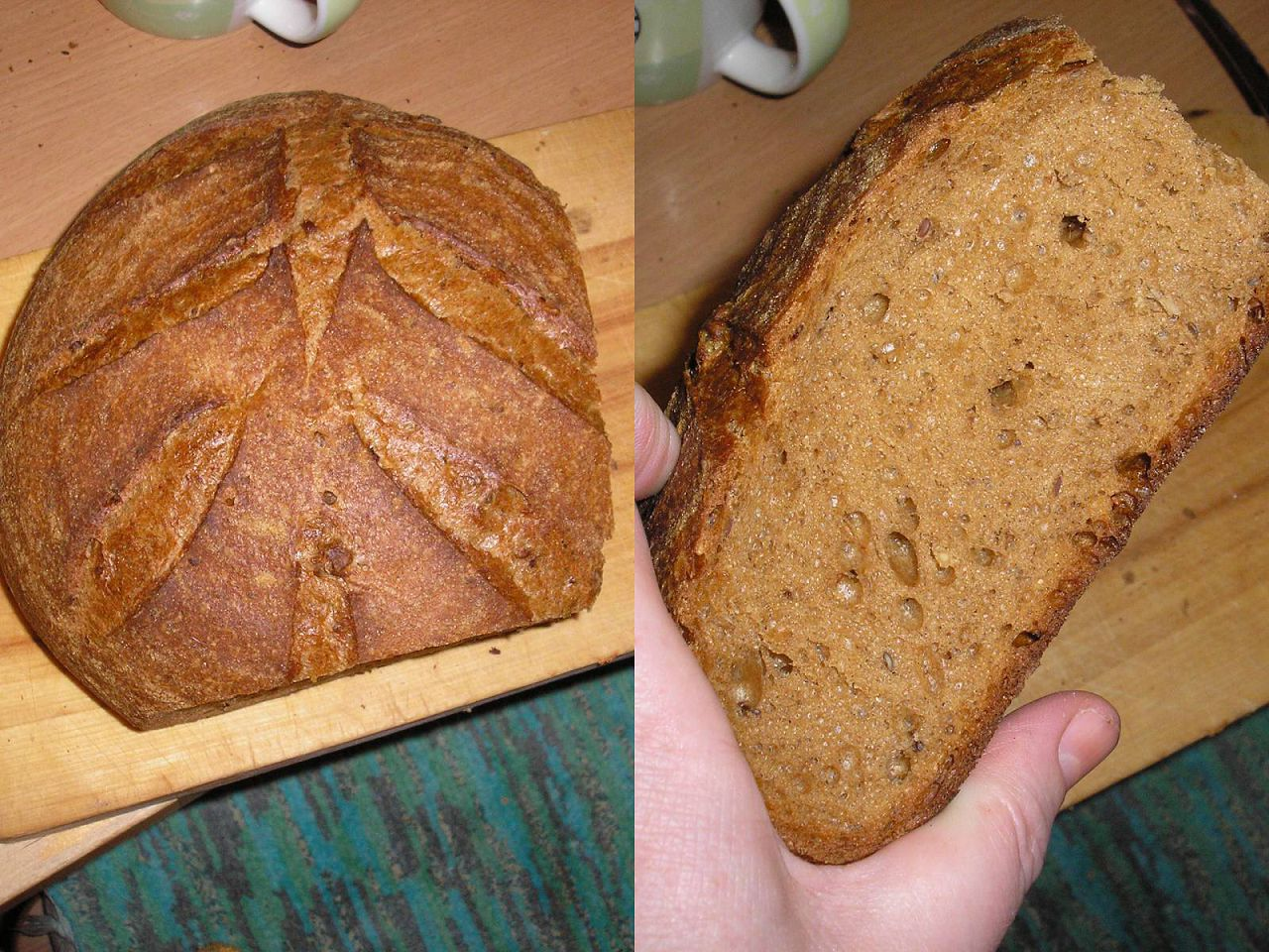 Хлеб в мультиварке на дрожжах рецепты