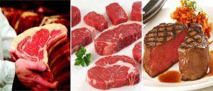 Мраморное мясо абердин-ангуссцев