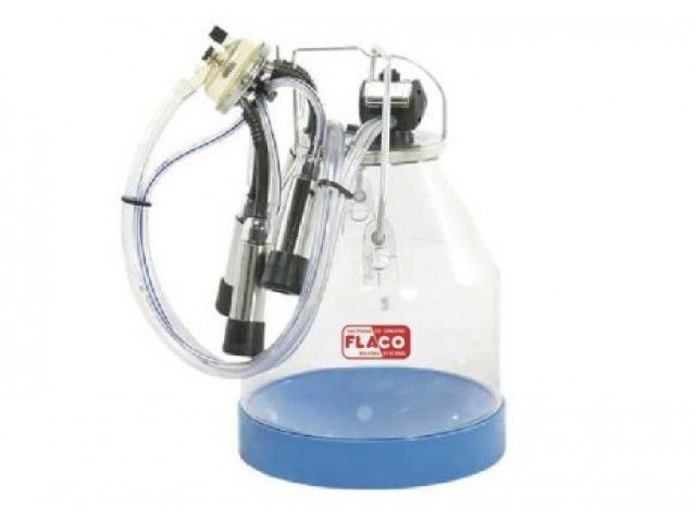 Небольшой доильный аппарат для использования в домашнем хозяйстве
