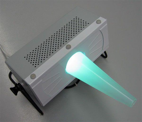 Бактерицидная кварцевая лампа открытого типа