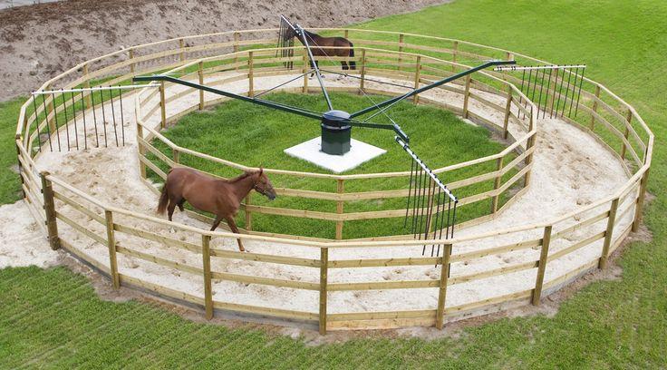 Водилка для лошадей