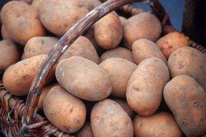 В картофеле содержится витамин В12