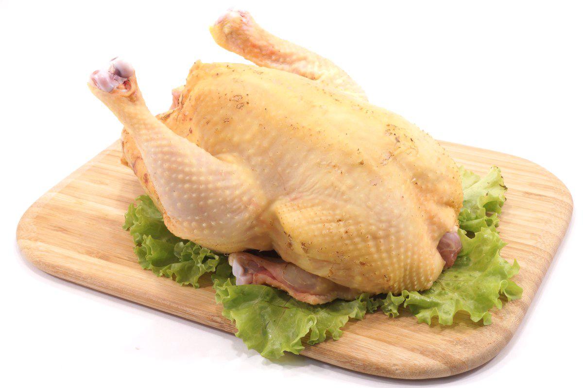 В куриной тушке достаточно вкусного мяса