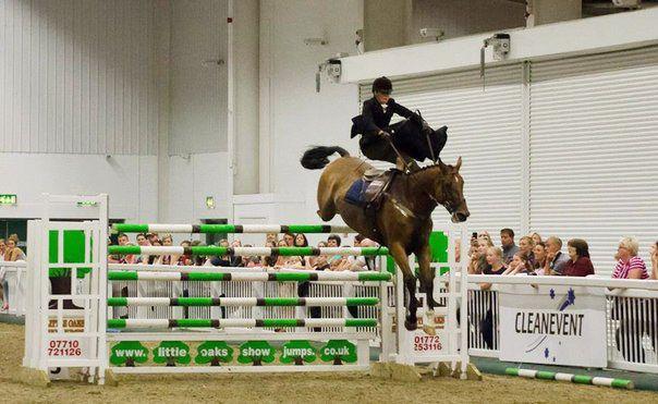 Дамская езда позволяет соревноваться практически во всех дисциплинах конного спорта
