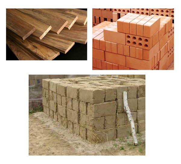 Древесина, кирпич и саман - лучшие материалы для строительства конюшни