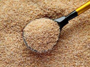 Дробленая пшеница