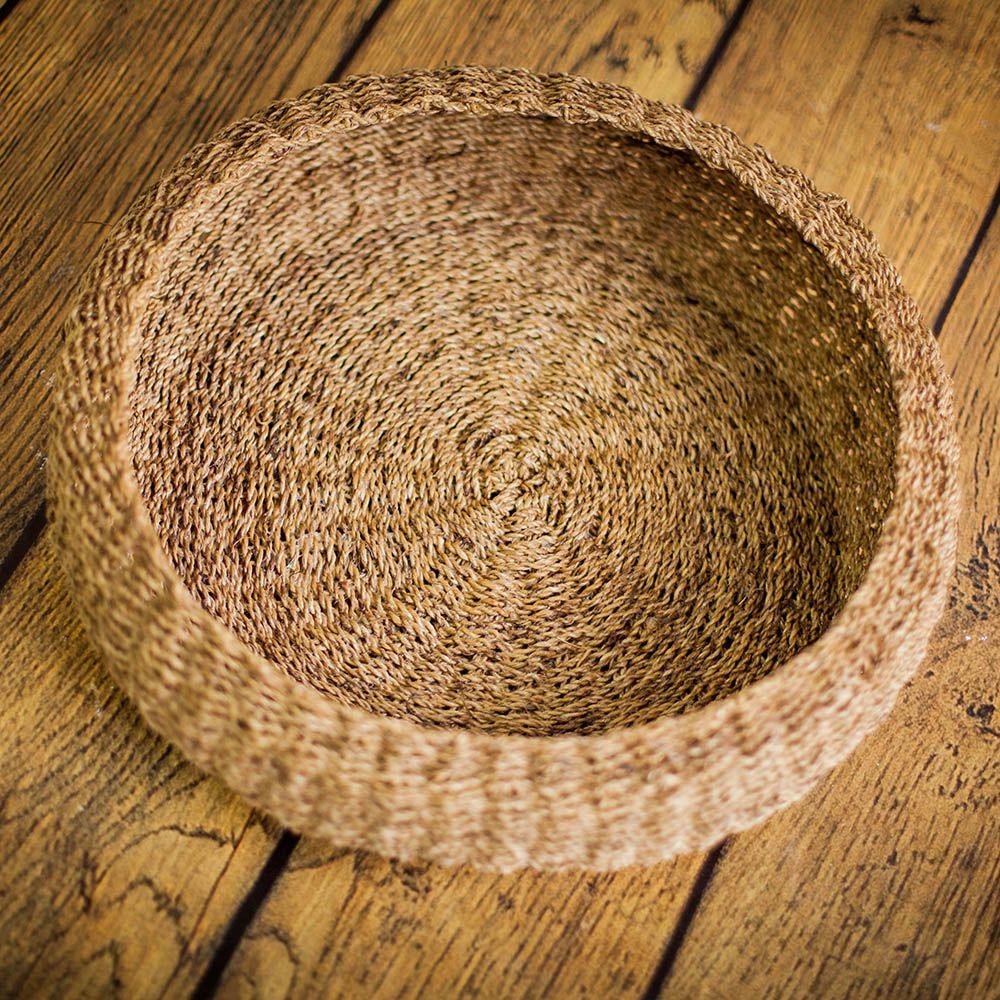 Корзина плетеная для обустройства гнезда
