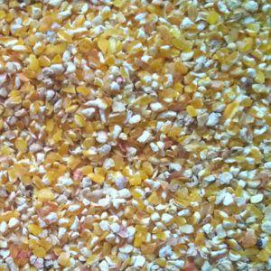 Кукуруза (дробленое зерно)
