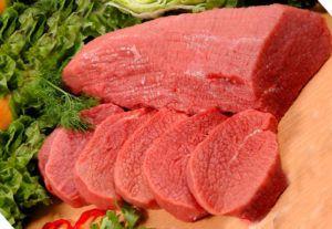Мясо (телятина, говядина)