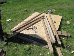 Набор необходимых инструментов для постройки курятника своими руками