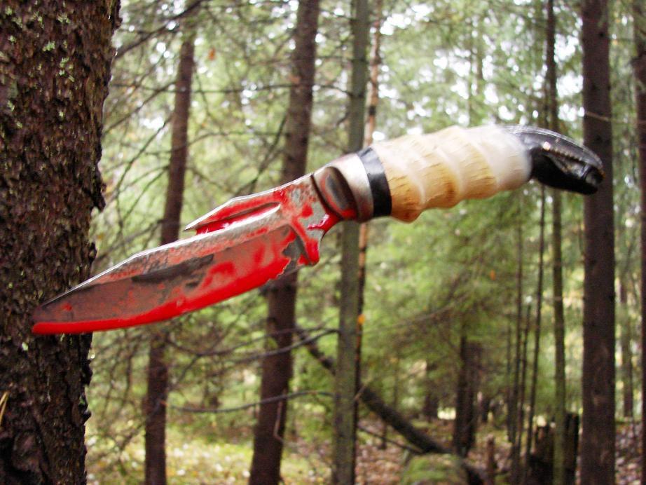 Нож для забоя
