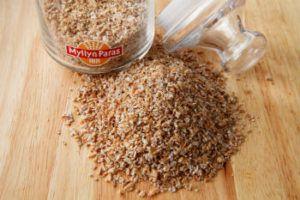 Пшеница дробленая