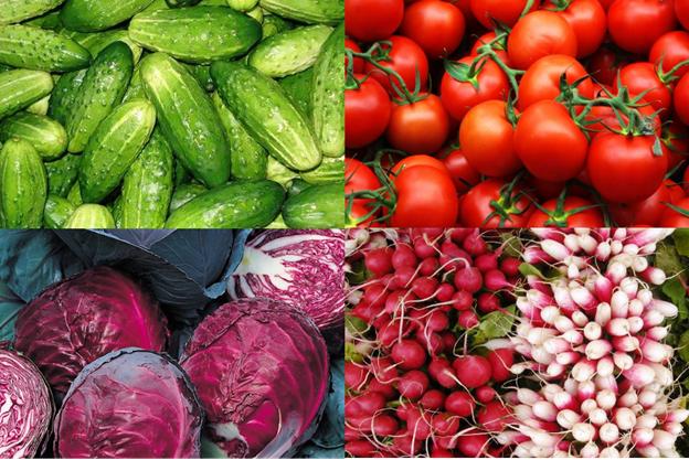 Овощи, которые могут вызвать у кроликов несварение желудка