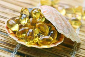 Рыбий жир богат витамином А