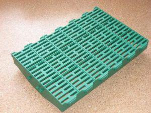 Строение бетонных щелевых полов