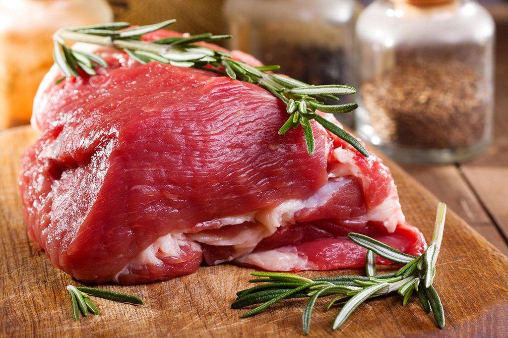 Сырая говядина не подлежит употреблению