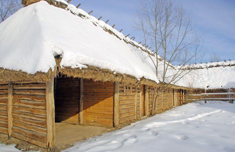 Толщину стен необходимо выбирать в зависимости от климатических условий региона
