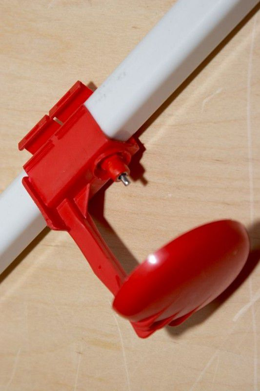 Труба с установленным каплеуловителем.