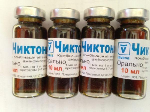 Условия хранения Чиктоника такие же, как и у других препаратов