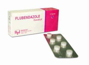 Флубендазол