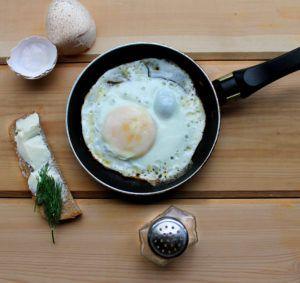Применение индюшиного яйца в кулинарии
