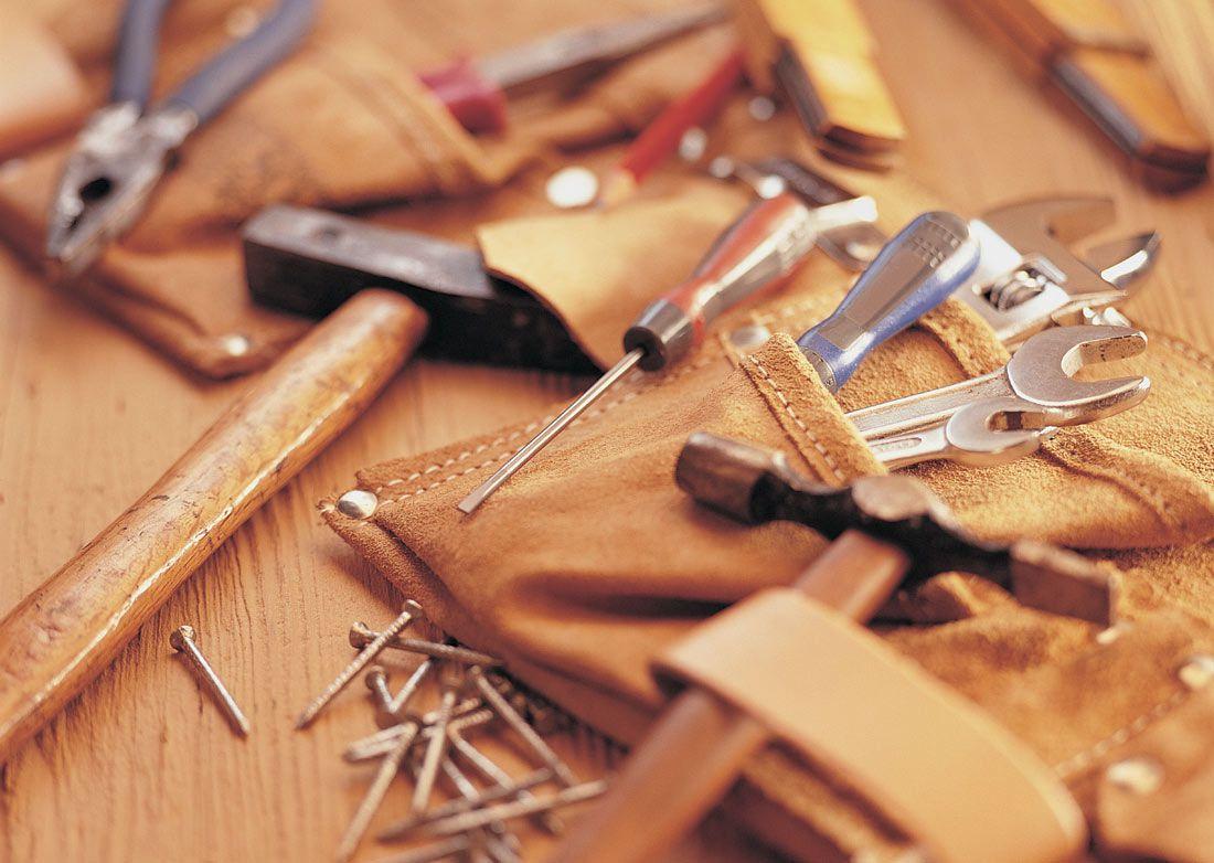 Инструменты для постройки курятника