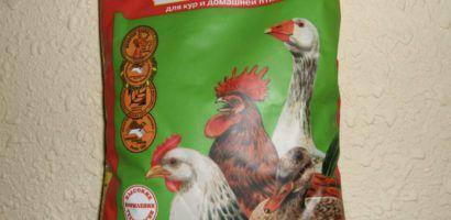Фелуцен для кур: линейка прикормовых добавок