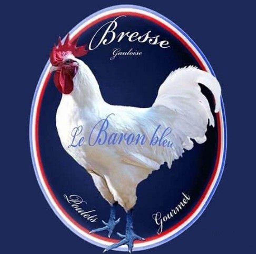 Бресс Галльская порода кур - символ Франции