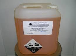 Однохлористый йод как альтернатива кристаллического вещества