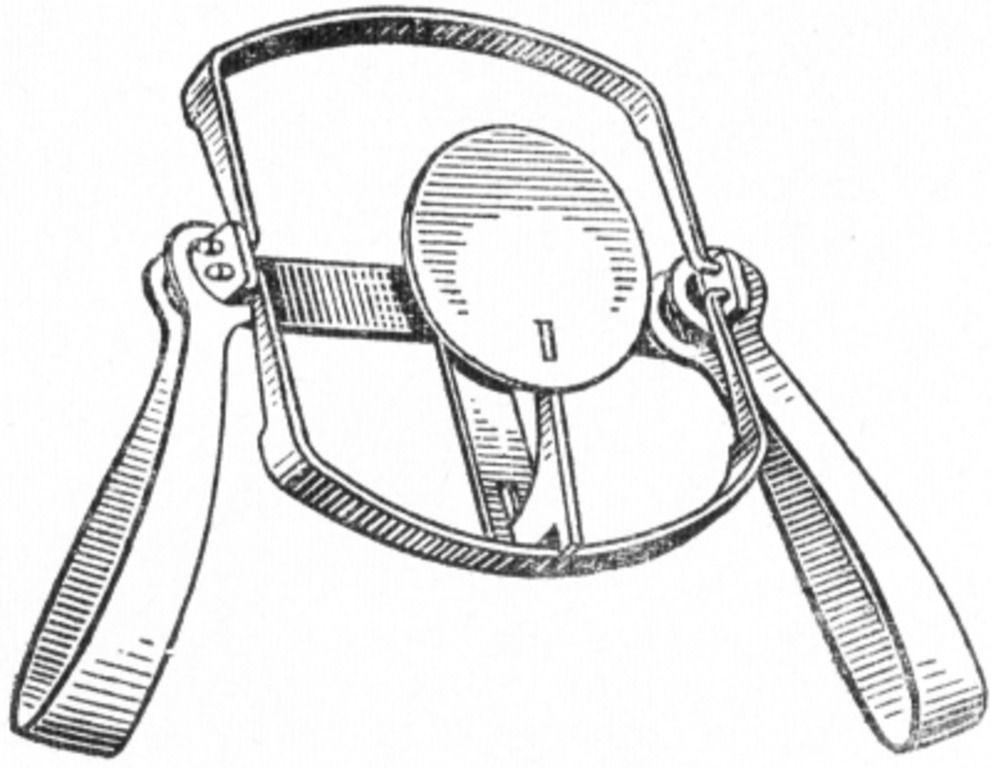 Тарелочный капкан