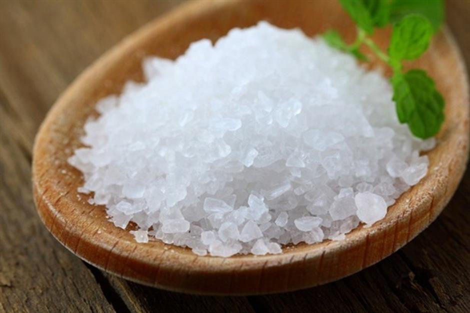 Поваренная соль - источник минеральных веществ