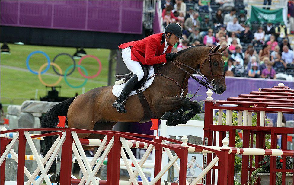 За всю историю олимпиад голштинская порода лошадей не разу не оставалась без награды