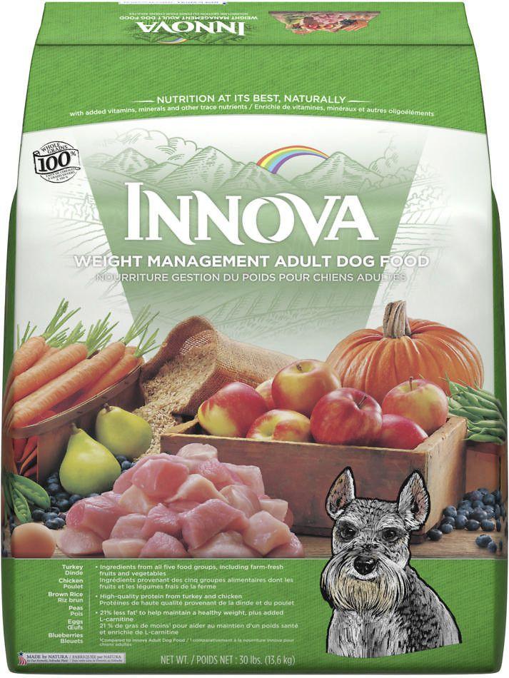 Innova - первый из кормов маркированный термином Holistic