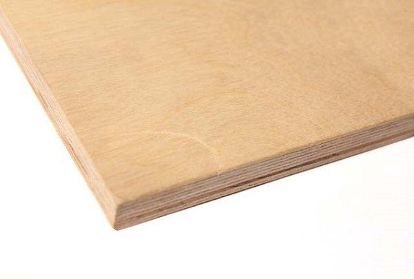 Лист фанеры для изготовления брудера