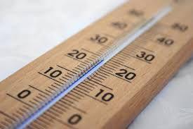 Необходимо соблюдать температурный режим