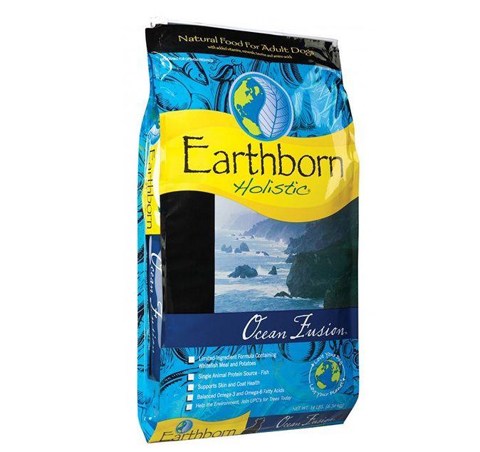 Earthborn Holistic - корм из США