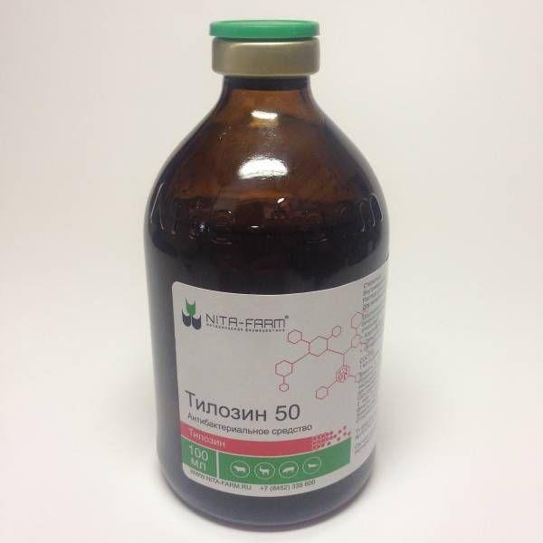 Для профилактики бактериальных инфекций рекомендуется «Тилозин»