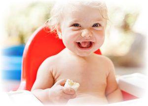 Индюшиные яйца могут использоваться в питании малышей