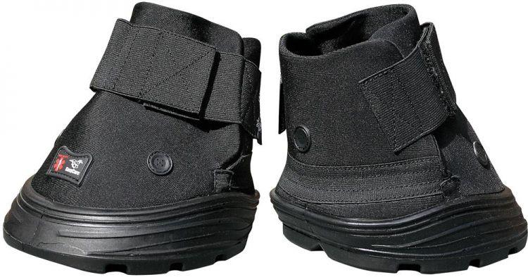 Терапевтические ботиночки для лошадей, имеющих проблемы подошвы, ламинит и т.д. Не для работы. Для гуляния, расшагивания и т.д.