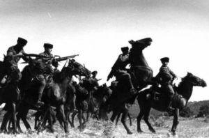 Военная конница