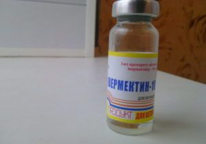 Ивермектин - ветеринарное лекарство