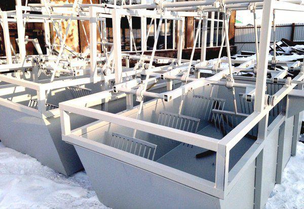 Машины для мойки шерсти на производстве