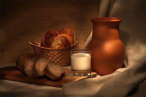 Молочные продукты являлись основным продуктом питания у русского населения
