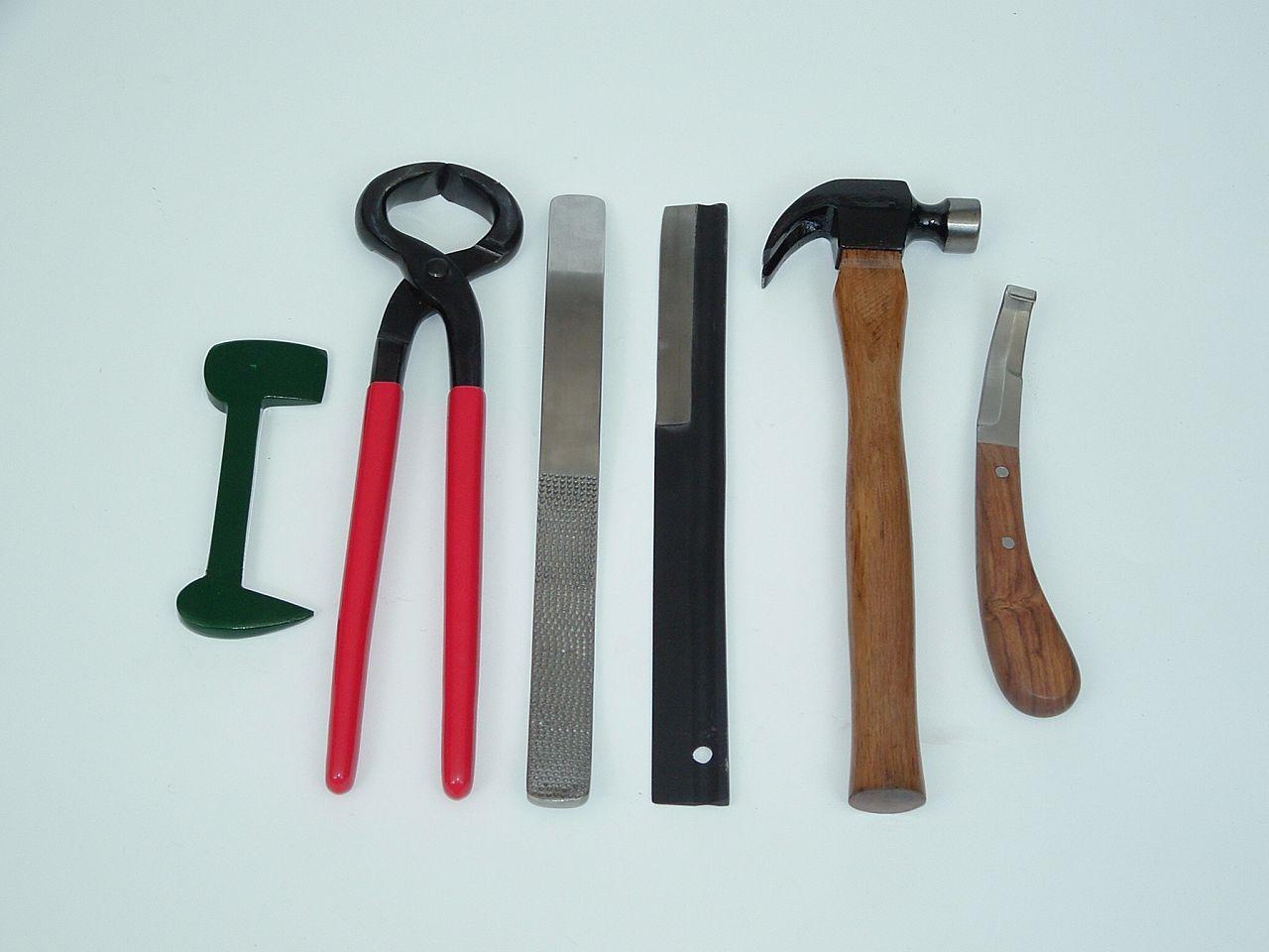 Набор инструментов для ковки