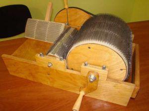 Кардерный барабан