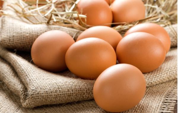 Яйца первомаек