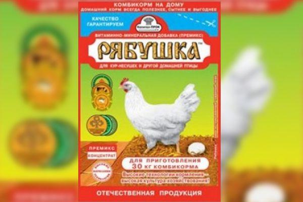 Один из популярных препаратов российского рынка — «Рябушка»