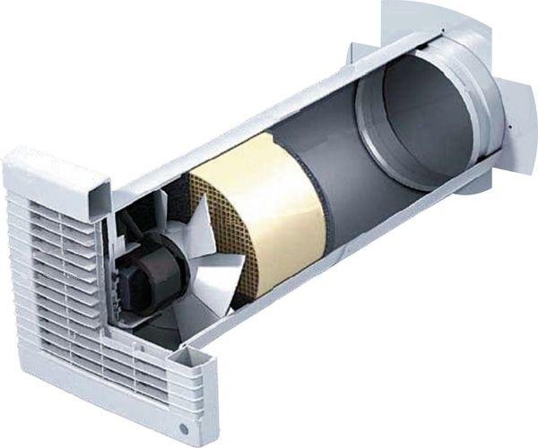 Принудительная вентиляция предполагает наличие вентилятора, который можно включать по 2-3 часа в день