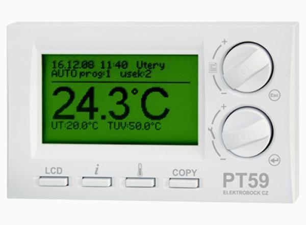 Для регулирования внутренней температуры в перепелиный инкубатор можно установить цифровой контроллер